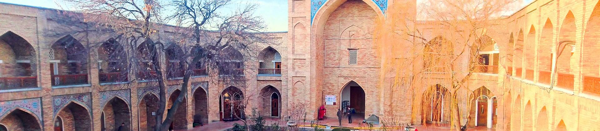 Kukeldash Madrasah - 1