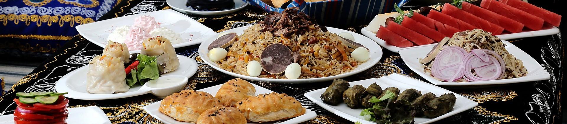 Uzbek Food - 1