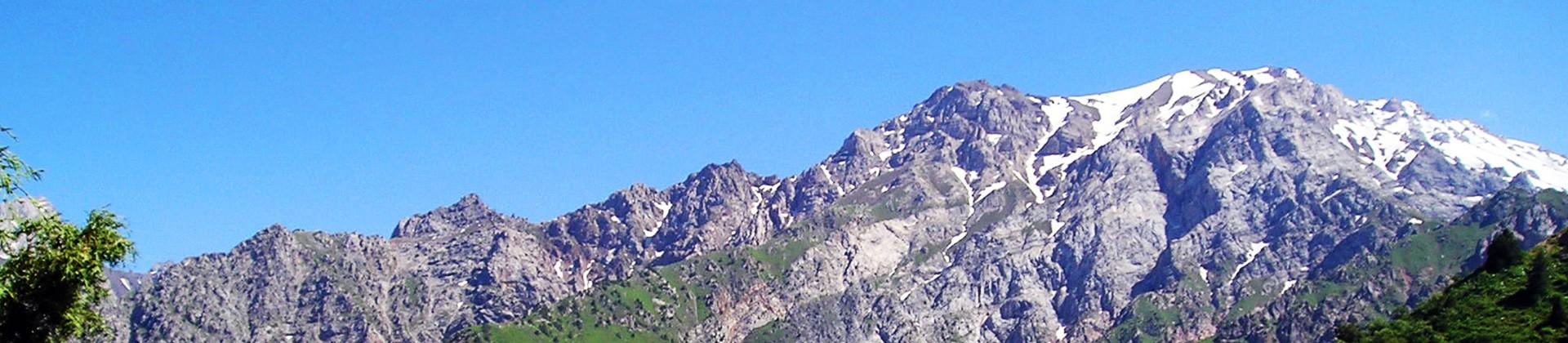 Greater Chimgan Mountain - 1