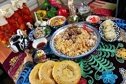 Gastronomic tour to Uzbekistan from Moscow (Comfort)