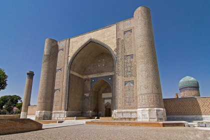 Sightseeing tour in Samarkand