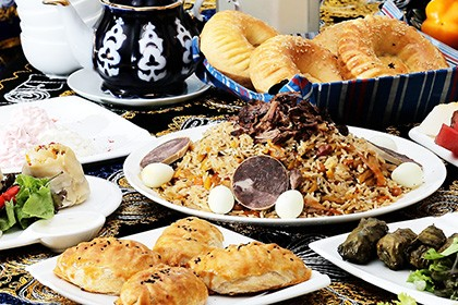 Excursion and gastronomic tour to Uzbekistan