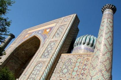 Узбекистан – Звезда Востока