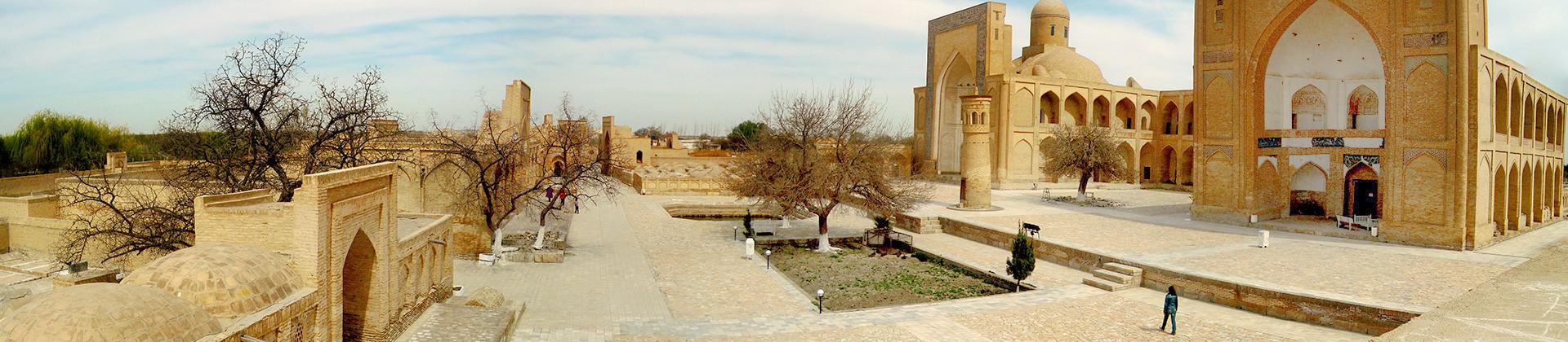 Welcome to Uzbekistan (Group) - 1