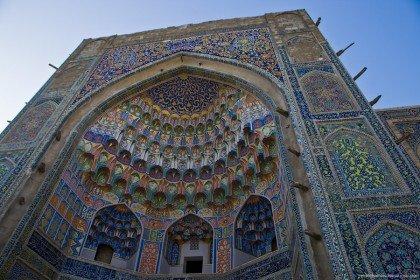 Tour: Tashkent-Samarkand-Bukhara