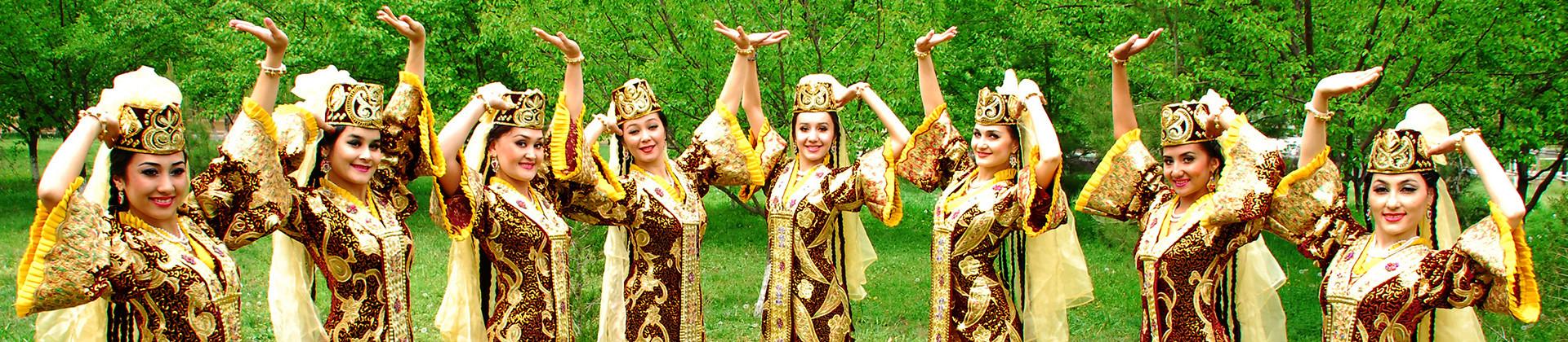 Навруз в Узбекистане - 1