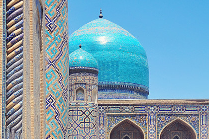 Uzbekistan - The Country Of The Blue Domes