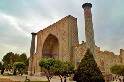Ташкент-Самарканд-Ташкент на Скоростном Поезде