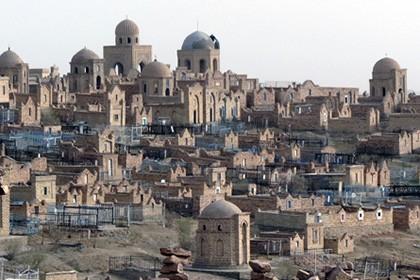 Mizdakhan complex
