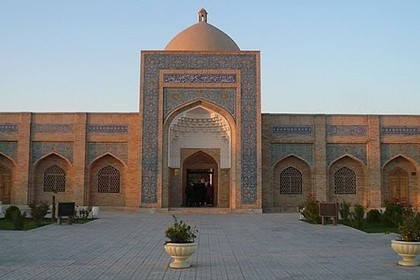 «Seven Sacred Sufies» - one-day pilgrim tour to the holy places of Bukhara