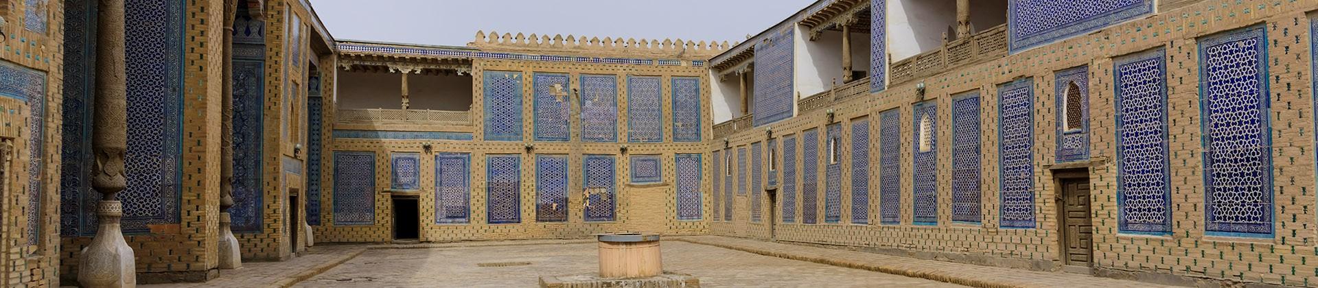 Tash-Khauli Palace - 1