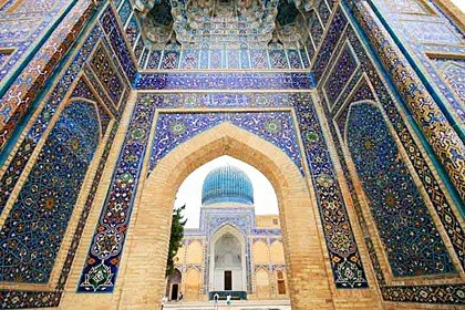 The Heart of Central Asia. Tour to Uzbekistan from Moscow (Economy)