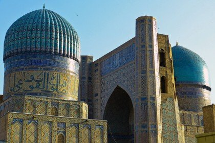 Group Tour to Uzbekistan on May holidays from Almaty 2019