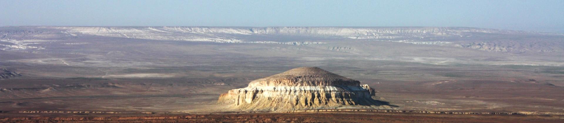 Ustyurt Plateau - 1