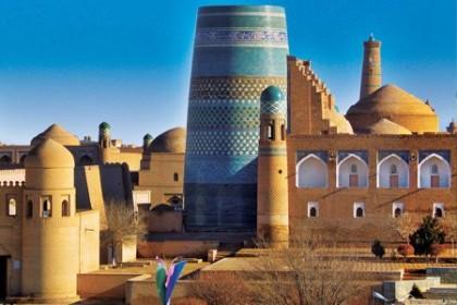 Сказочный Узбекистан Комфорт