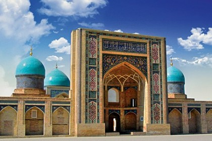 Сказочный Узбекистан Эконом