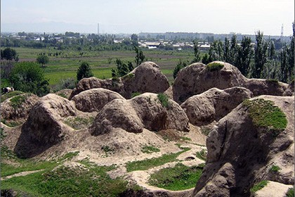 Ancient settlement of Shashtepa