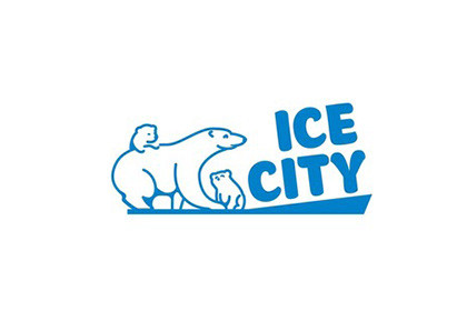 Ice City - a year-round snow town in the center of the capital
