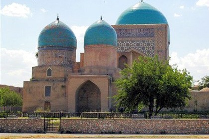 Mausoleum of Sheik Shamsiddin Kulal