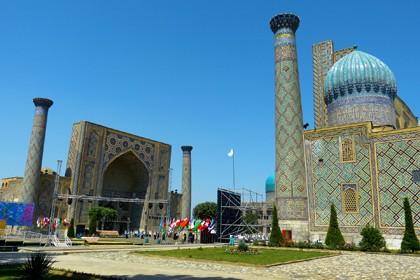 Исторические города Узбекистана. Тур из Алматы. Полный пансион (Эконом)