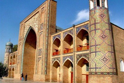 5-day Tour in Tashkent and Samarkand