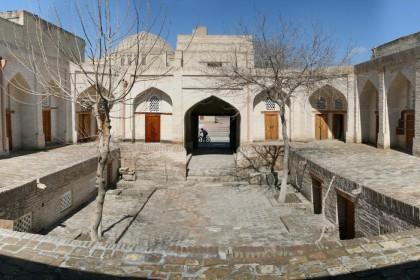 Sayfiddin's Caravanserai