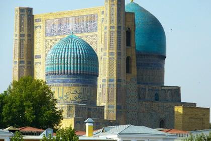 Uzbekistan 6 days Tour from Istanbul