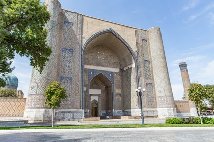 The East Pearl. 5-day tour to Uzbekistan from Moscow (Comfort)