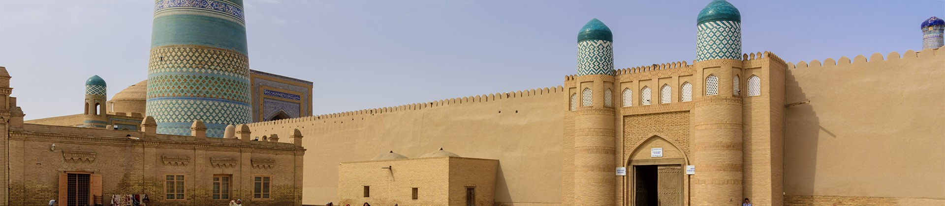 Kunya-Ark Fortress - 1