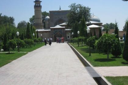 Мемориальный комплекс «Занги-ота»